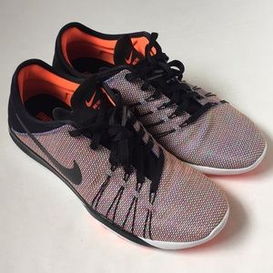 Multicolor Nike Cross Training Sneakers 7